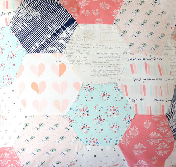 Paperie Pre-Cut Hexagons