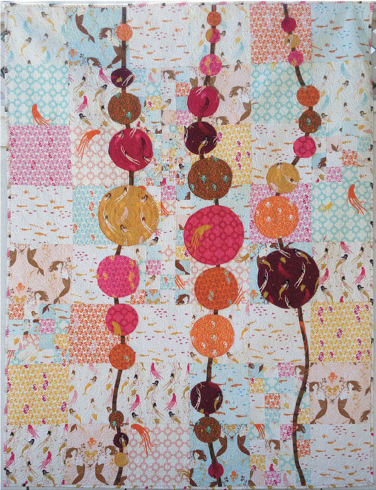 String Of Pearls Quilt Kit