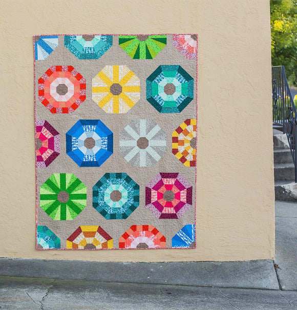 Sea Urchin Quilt Kit