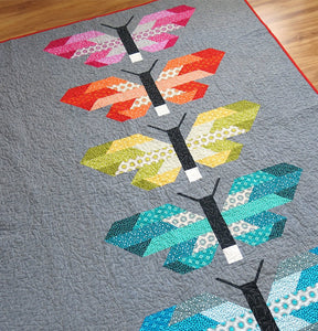 SALE***Frances Firefly Quilt Kit by Elizabeth Hartman