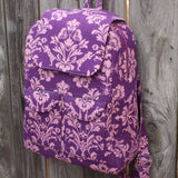 Edelweiss Backpack Kit featuring Tabby Road by Tula Pink