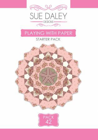 Playing With Paper Starter Pack #42 by Sue Daley