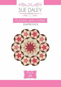 Playing With Paper Starter Pack #46 by Sue Daley