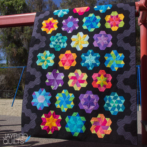 SALE***Sweet Tooth Quilt Kit by Jaybird Quilts