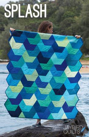 Splash Quilt Kit featuring Reef