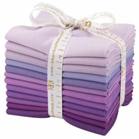Kona Cotton Lavender Fields FQ Bundle