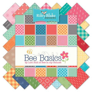 Bee Basics FQ Bundle by Lori Holt Bee In My Bonnet