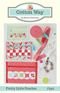 Pretty Little Pouches Pattern