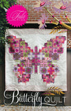 Eden Moth Butterfly Quilt Kit featuring Eden by Tula Pink