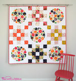 Blooms Garden Quilt Kit featuring Sleeping Porch by Heather Ross