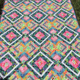 Twist and Shout Quilt Kit featuring Tabby Road by Tula Pink