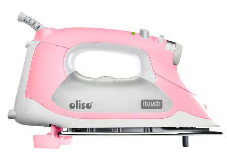 Pink Oliso Pro Zone Smart Iron