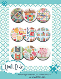Farm Girl Quilt Dots by Lori Holt