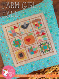 Farm Girl Fall Sampler Cross Stitch Floss Set