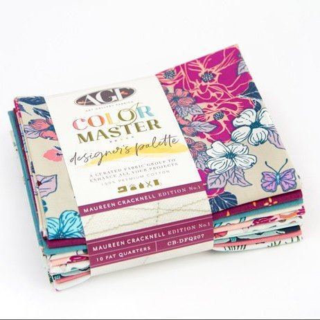 Maureen Cracknell Designer's Palette FQ Bundle by Art Gallery Fabrics
