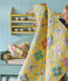 PRE-ORDER Scrapflower Yellow Quilt Kit Featuring Apple Butter by Tilda