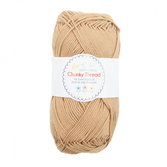 Lori Holt Chunky Thread  Nutmeg