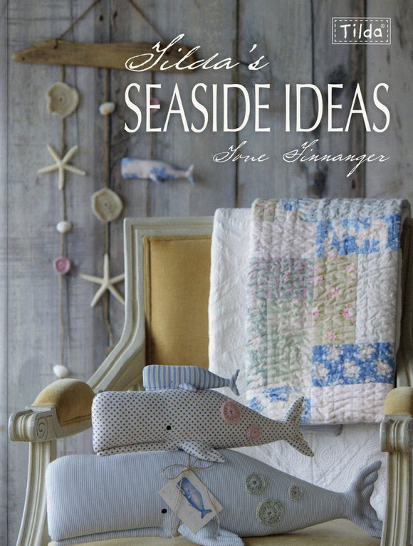 Tilda's Seaside Ideas Sewing Pattern Book