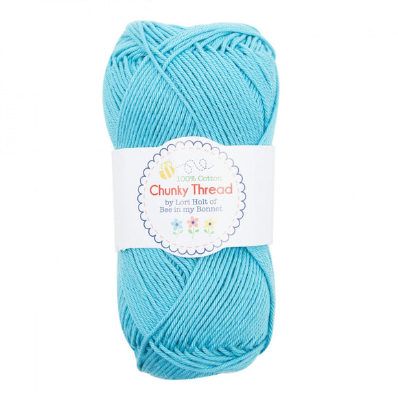 Lori Holt Chunky Thread Aqua
