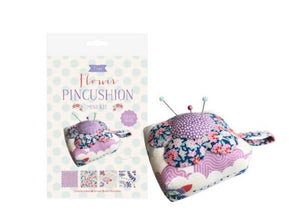 PRE-ORDER Lazy Days Flower Pincushion Kit by Tilda