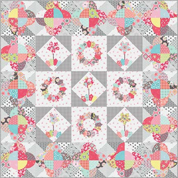 PRE-ORDER Freshly Picked Quilt Kit