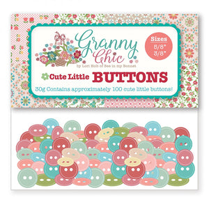 PRE-ORDER Granny Chic Cute Little Buttons by Lori Holt