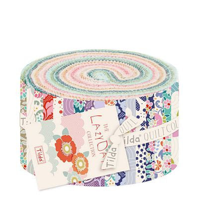 PRE-ORDER Lazy Days Fabric Roll by Tilda