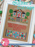 Quilter's Cottage Cross Stitch Kit