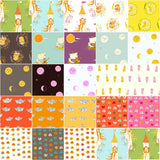 PRE-ORDER Dreams & Stars Quilt Kit featuring Far Far Away 2 by Heather Ross
