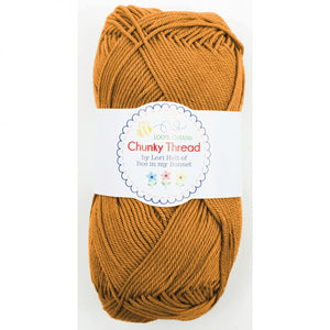 NEW Lori Holt Chunky Thread Butterscotch