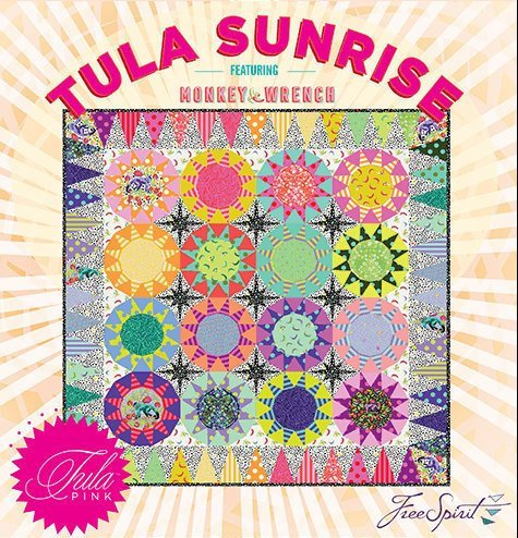 Tula Sunrise Quilt Pattern Set