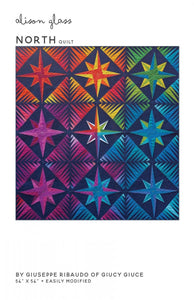 NEW North Quilt Pattern by Alison Glass