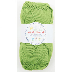 NEW Lori Holt Chunky Thread Spring Green