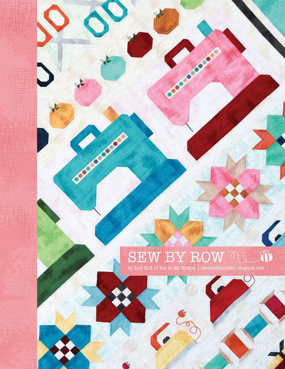Sew by Row Quilt Pattern by Lori Holt