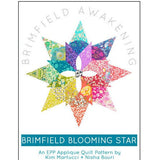 NEW Blooming Star Quilt Pattern by Brimfield Awakening