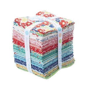 PRE-ORDER Vintage Happy 2 Half Yard Bundle by Lori Holt