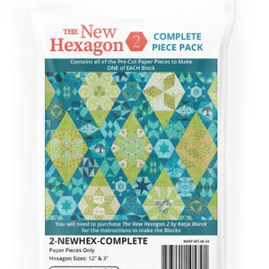 The New Hexagon 2 Complete Paper Piece Pack
