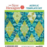 The New Hexagon 2 Complete Acrylic Template Set