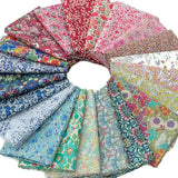 Liberty London Tana Lawn Rainbow FQ Bundle