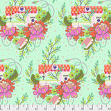 "PRE-ORDER HomeMade 10"" Charm Pack by Tula Pink"
