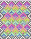PRE-ORDER Electric Slide Quilt Kit by Tula Pink