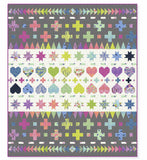 PRE-ORDER Decorative Stitches Quilt Kit by Tula Pink