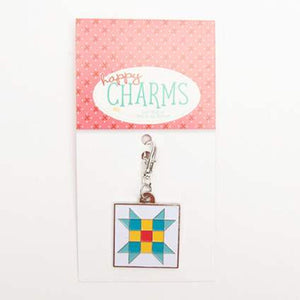 Nine Patch Star Happy Charm Lori Holt