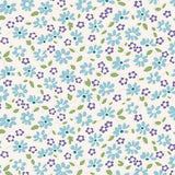 PRE-ORDER Bon Voyage Small Blue FQ Bundle by Tilda