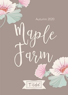 PRE-ORDER Maple Farm Half Yard Bundle by Tilda