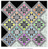PRE-ORDER Opening Night Quilt Kit featuring LineWork by Tula Pink