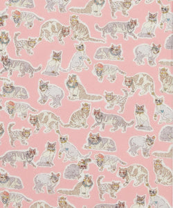 Willoughby Mews Pink Liberty London Tana Lawn FQ