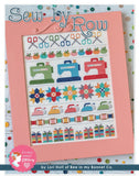 PRE-ORDER Sew By Row Cross Stitch Kit by Lori Holt