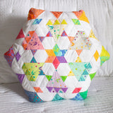 Diamond Dust Pillow Pattern Bundle Tula Pink True Colors