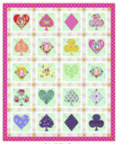 PRE-ORDER Suit Yourself Quilt Kit featuring Curiouser & Curiouser by Tula Pink
